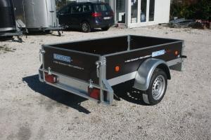 Barthau GL751 Einachsanhänger Tieflader ungebremst 750 kg Anhängerpark Salzburg