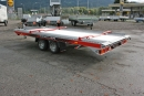 Z-Trailer AT 27-20/486  SW-X Autotransporter Vollaluminium kippbar