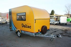 Bike Shuttle - Motorradanhänger und Wohnwagen in einem