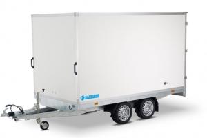 Hapert Sapphire H2 Tandem Kofferanhänger Hochlader gebremst 3.050 x 1.600 mm, Innenhöhe 1.800 mm, 2.000 kg Anhängerpark Salzburg