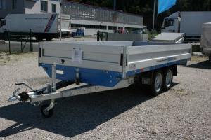BARTHAU SP2702 Tandemanhänger Hochlader gebremst 3.120 x 1.820 mm, 2.700 kg ( 2,7 to ) Anhängerpark Salzburg